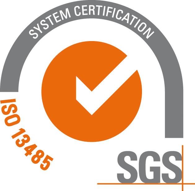 SGS ISO 13485 Mark