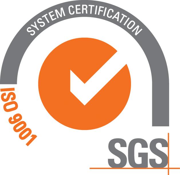 ISO 9001:2015 Mark