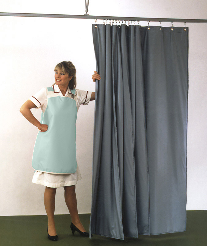 Fixed track curtains