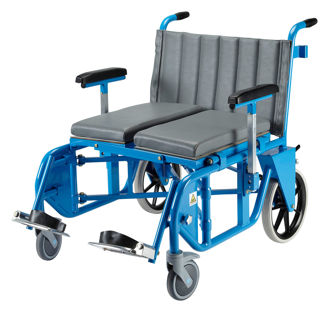 Picture 1 of Folding Bariatric Chair