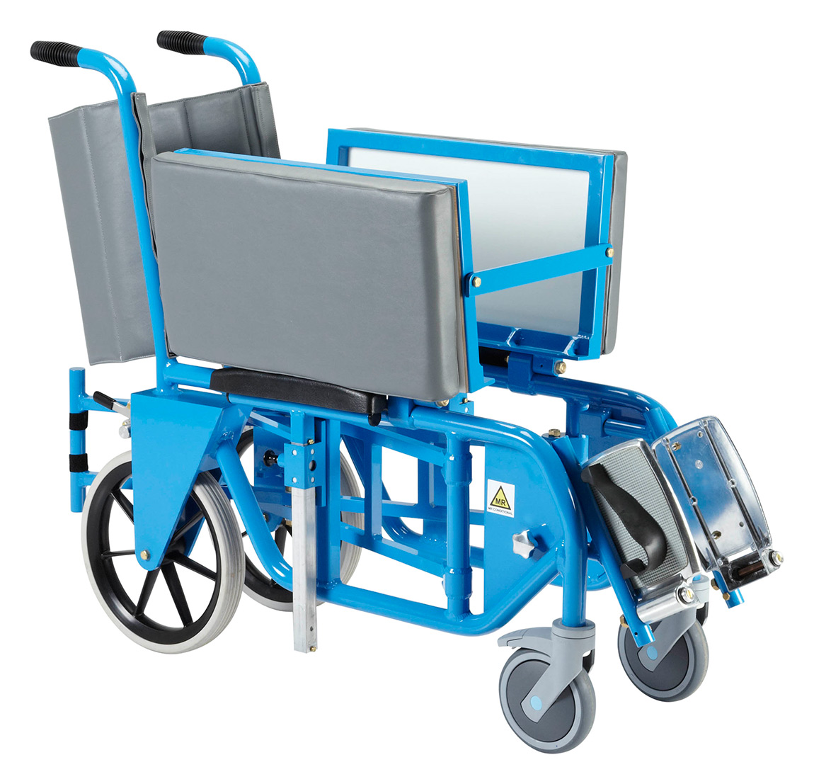 Picture 3 of Folding Bariatric Chair