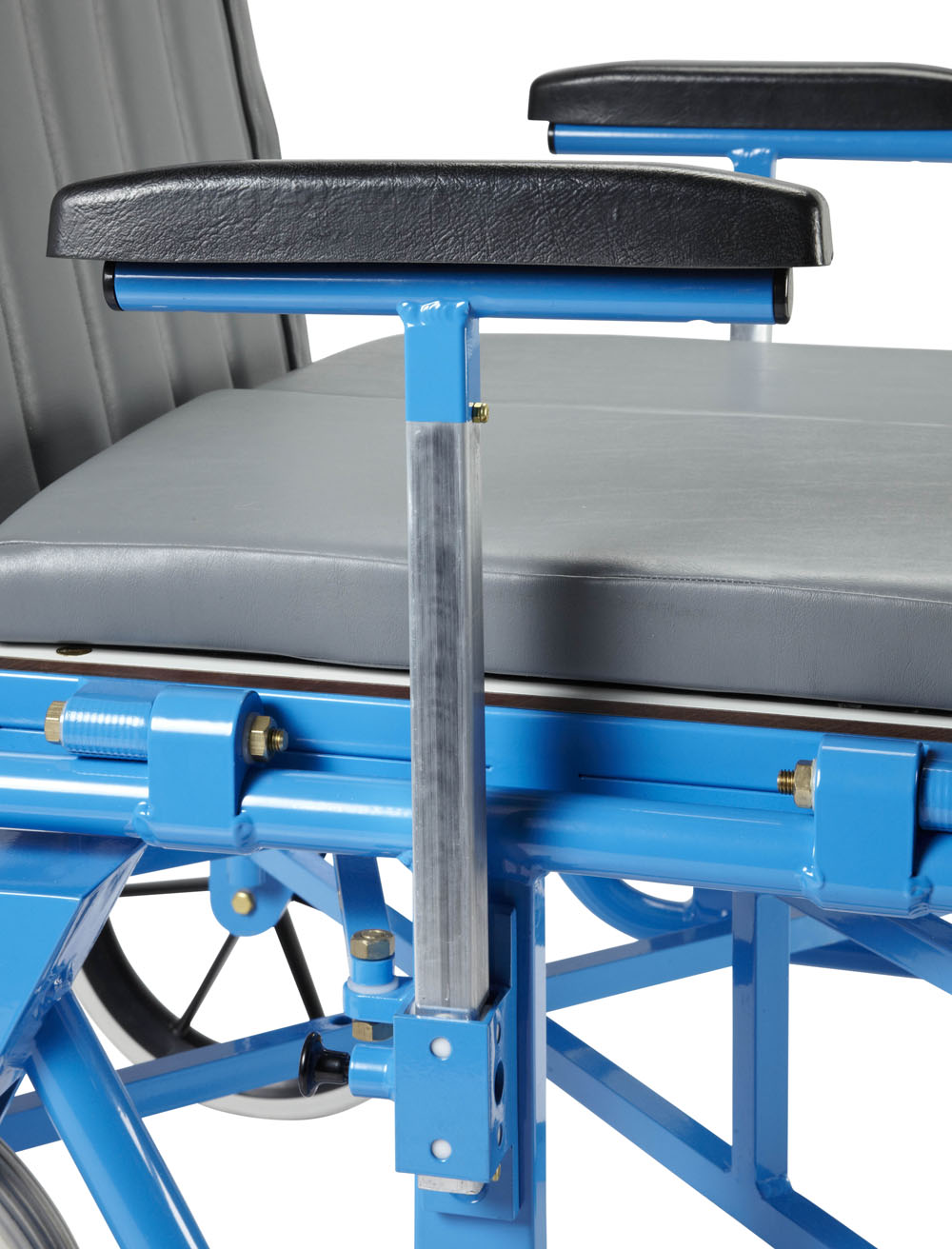 Picture 6 of Folding Bariatric Chair