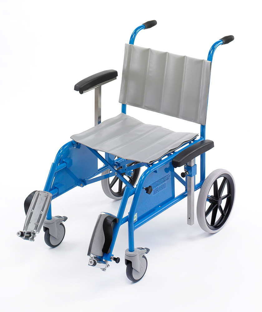 Picture 1 of Folding Portering Chair