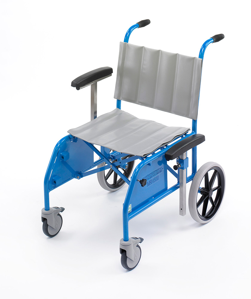 Picture 2 of Folding Portering Chair