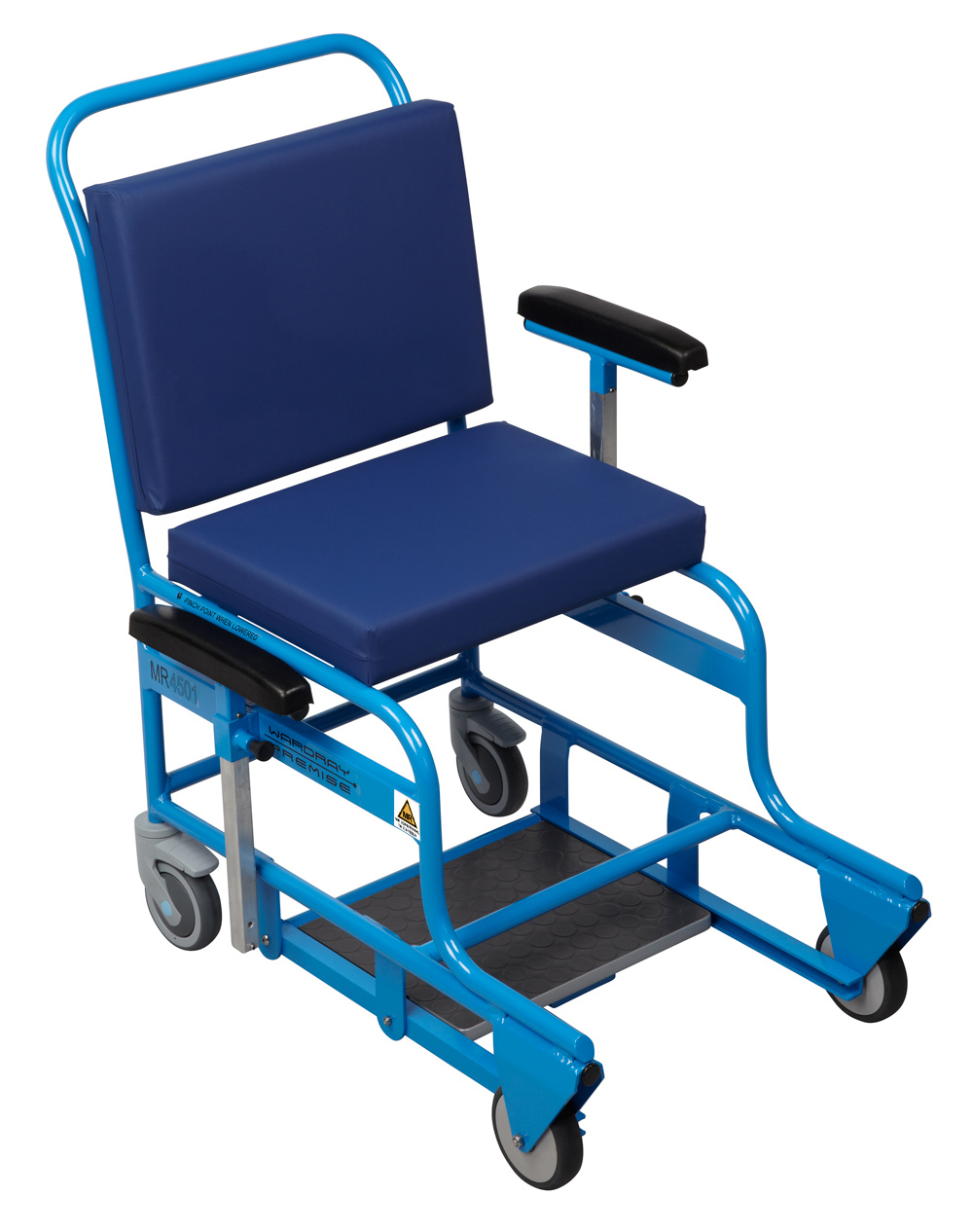 Picture 2 of Fixed Portering Chair