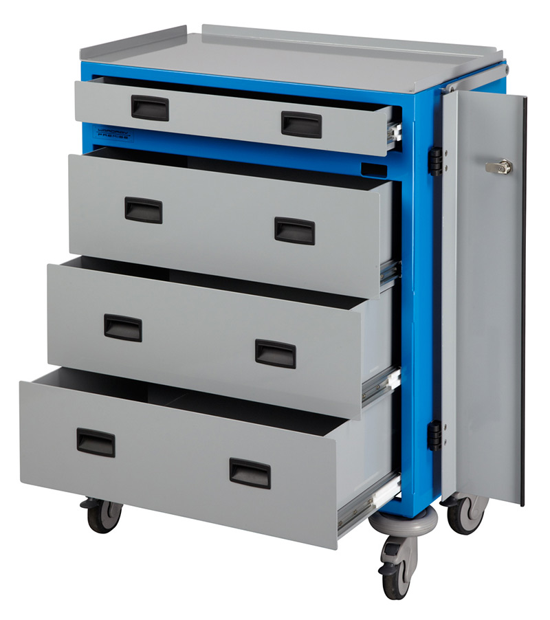 Picture 2 of Lockable Drug Cabinet