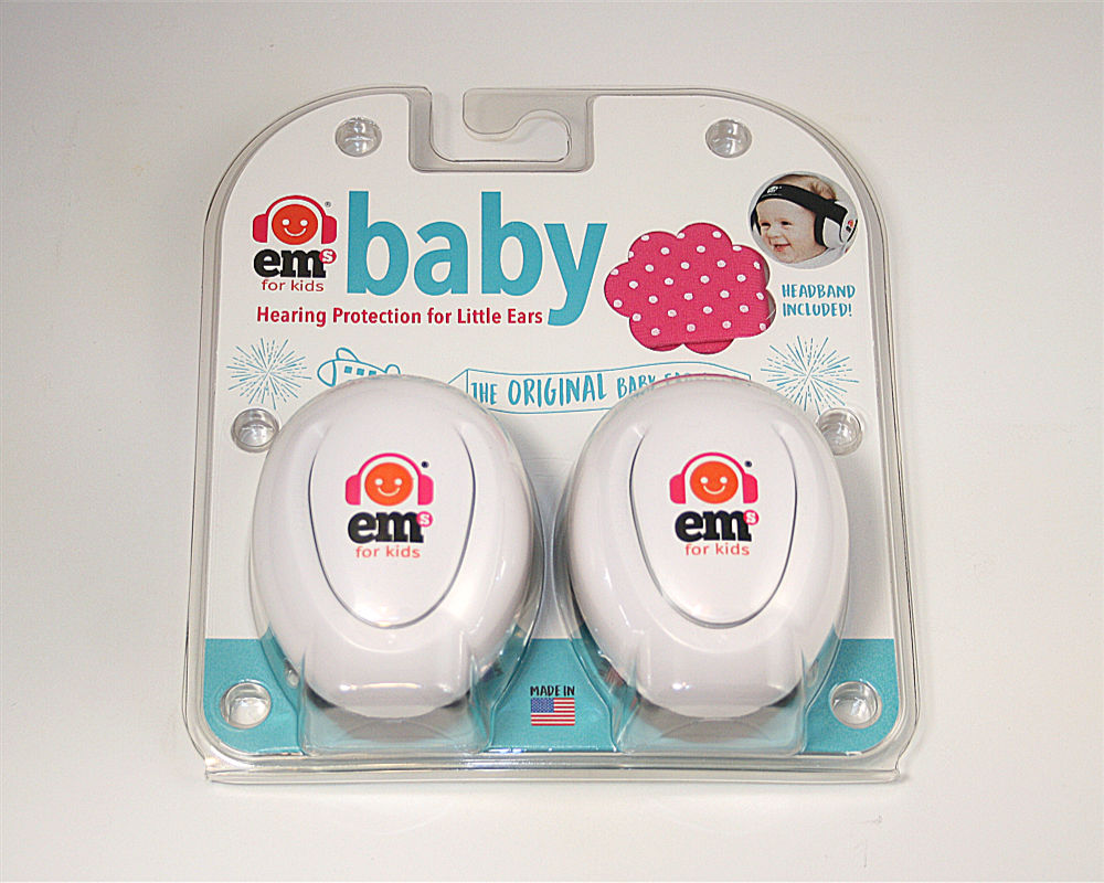 Picture 2 of Paediatric Ear Defenders With Blue Head Band