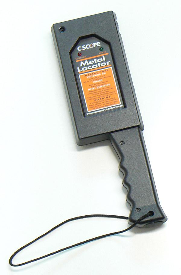 Picture 1 of Hand Held Metal Detector