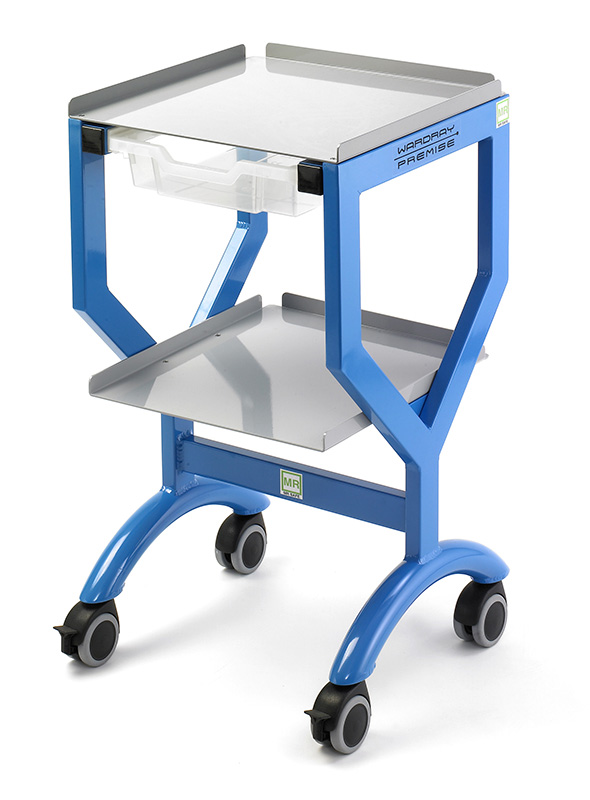 Picture 1 of Instrument Trolley with Drawer