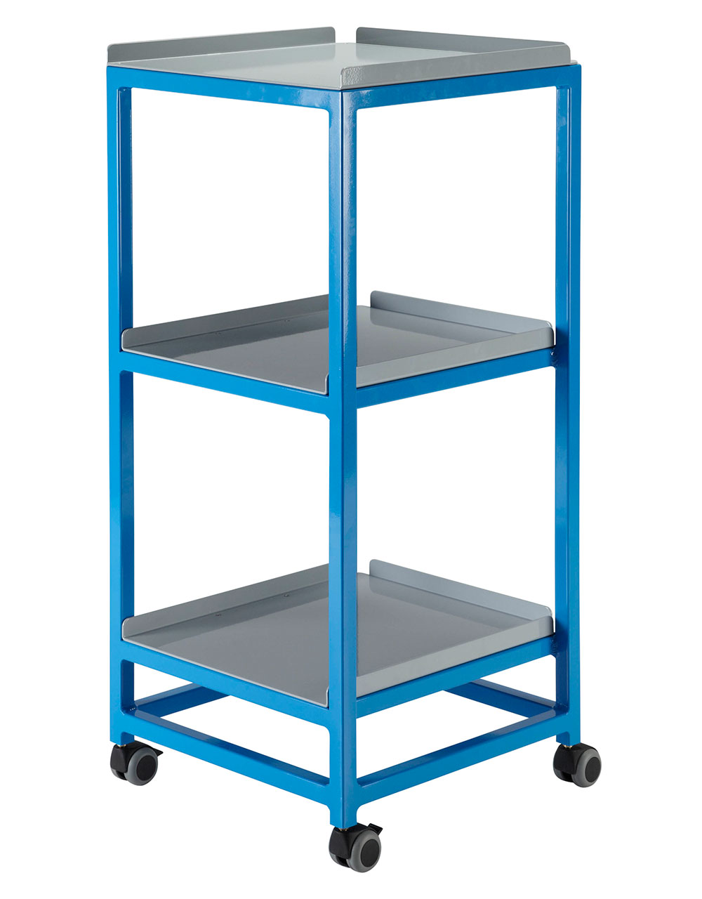 Picture 1 of Utility Trolley (3 Shelves)