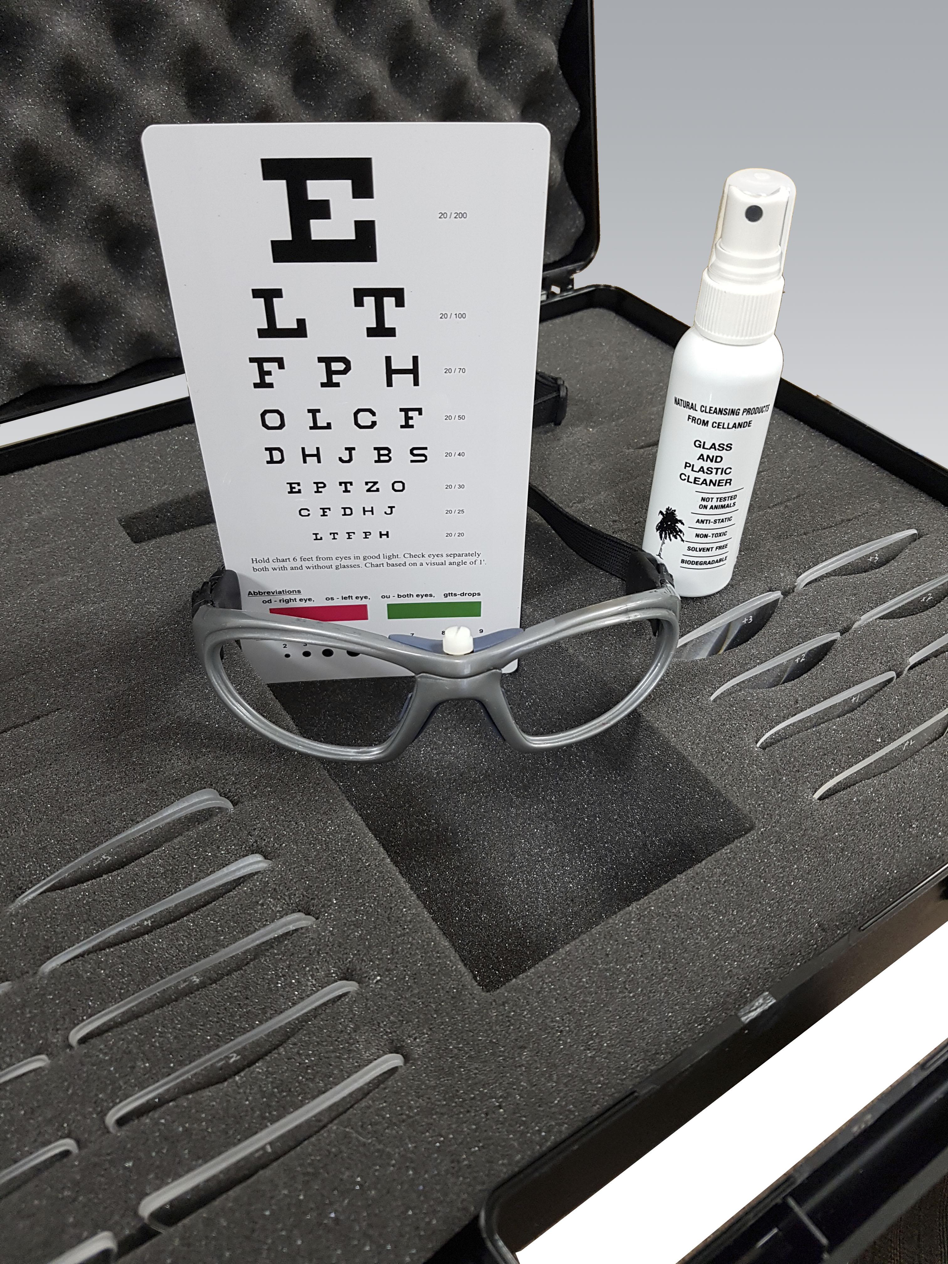 Picture 1 of MR Mediglasses