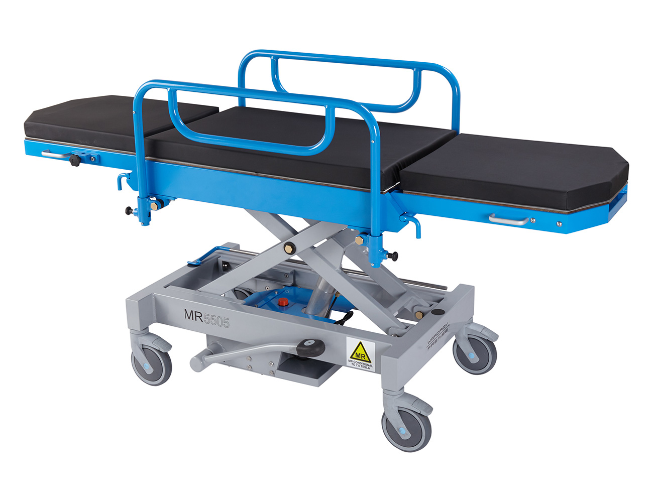 Picture 2 of Adjustable Height Cube Trolley - Narrow