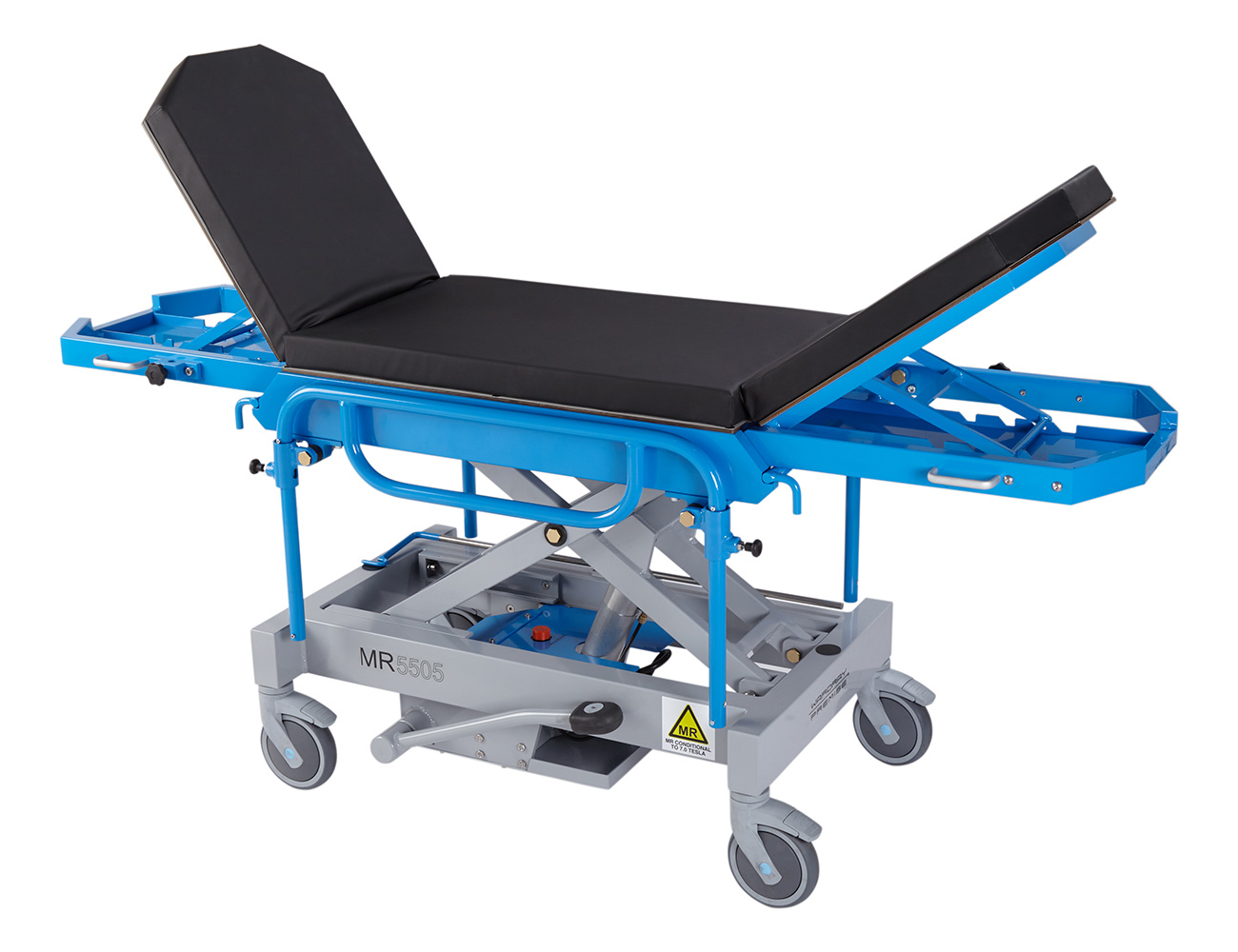 Picture 3 of Adjustable Height Cube Trolley - Narrow