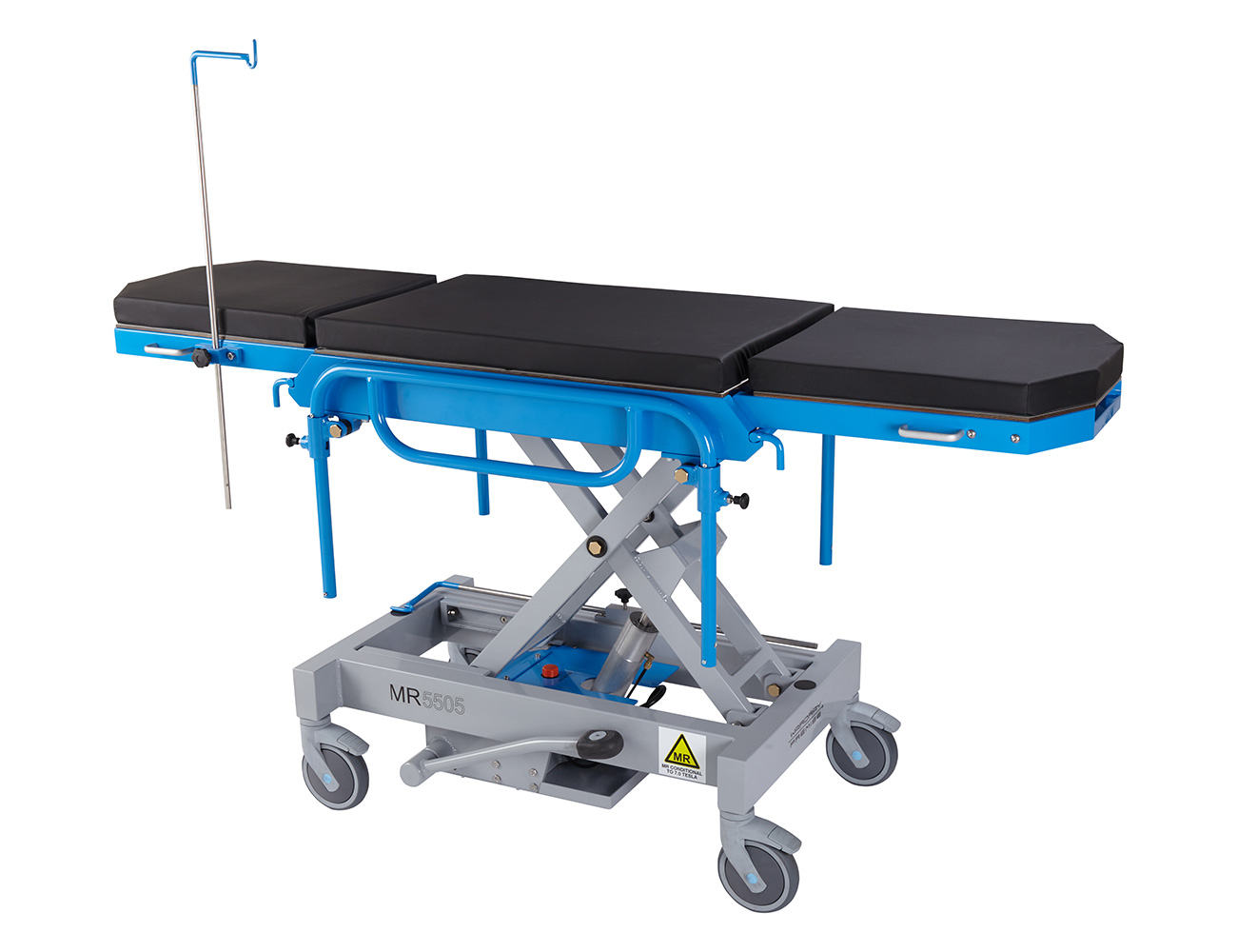 Picture 4 of Adjustable Height Cube Trolley - Narrow