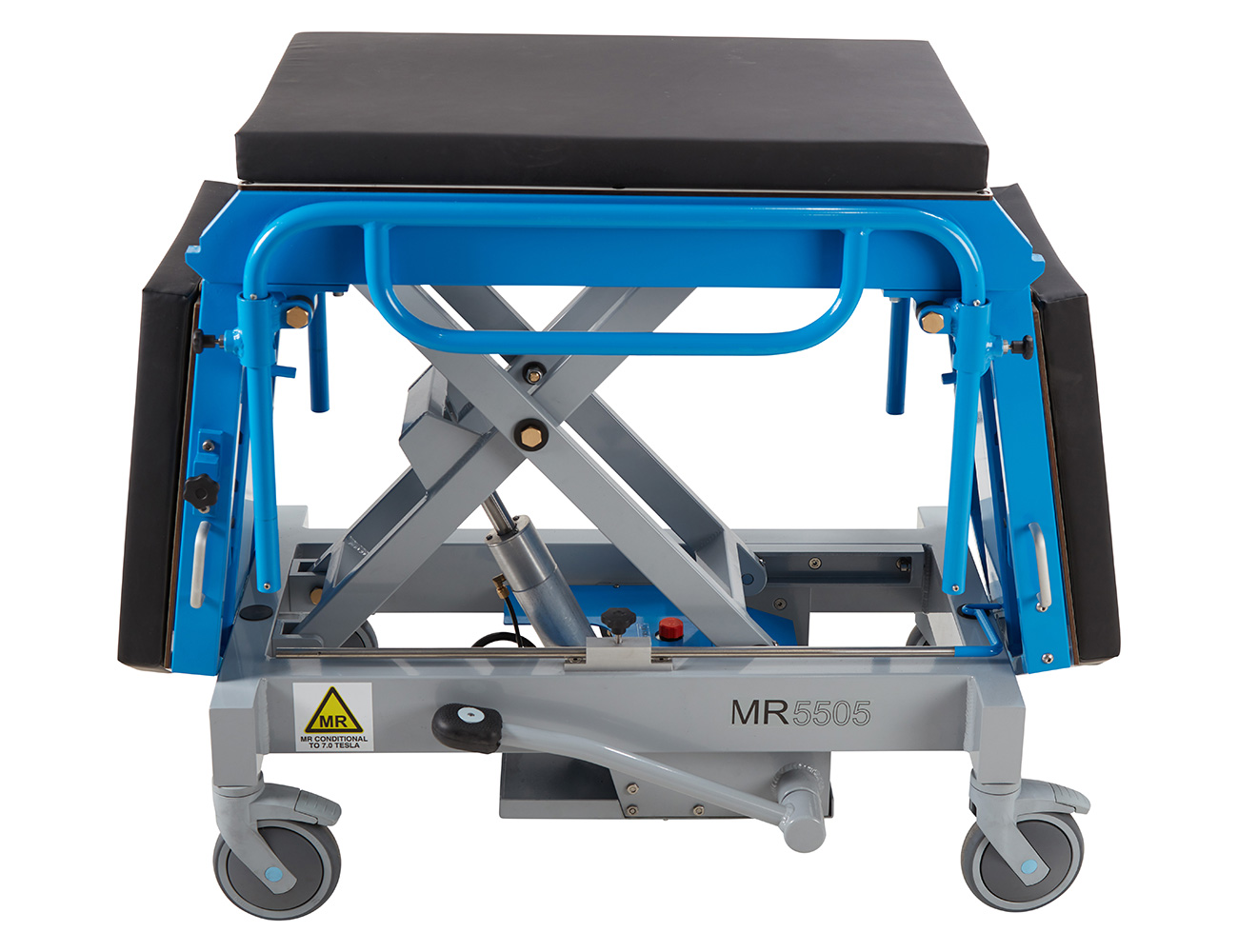 Picture 5 of Adjustable Height Cube Trolley - Narrow