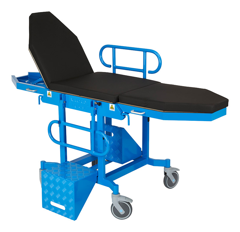 Picture 7 of Fixed Height Cube Trolley