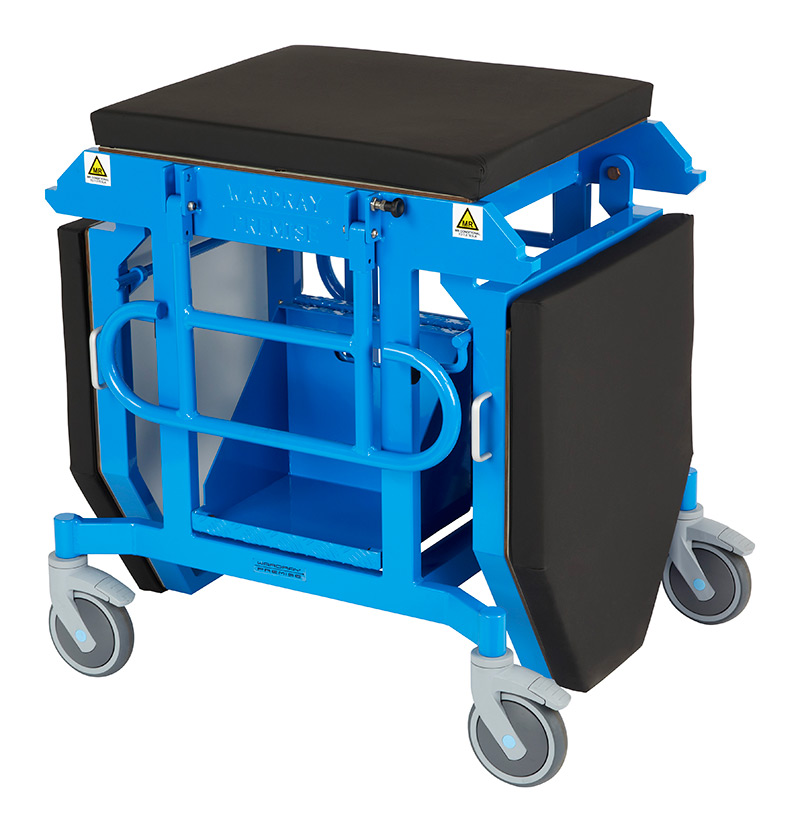 Picture 1 of Fixed Height Cube Trolley