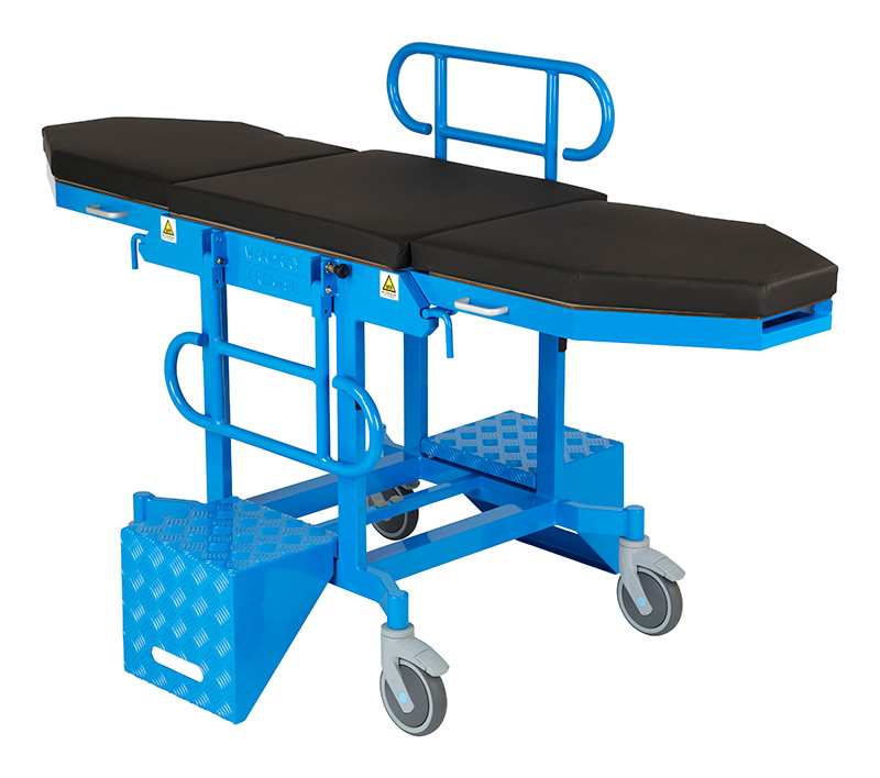 Picture 3 of Fixed Height Cube Trolley