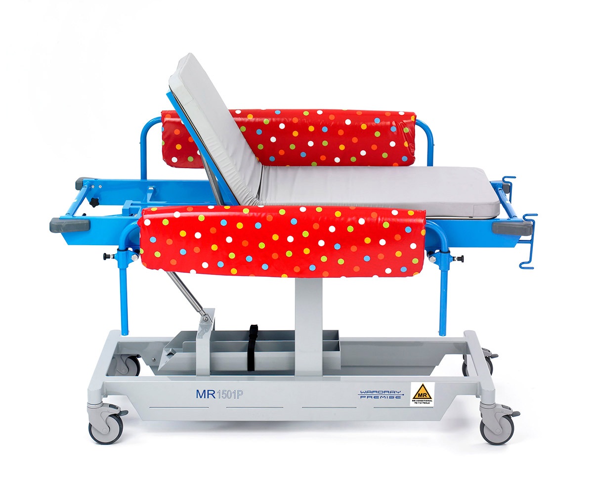 Picture 4 of Fixed Height Paediatric Trolley