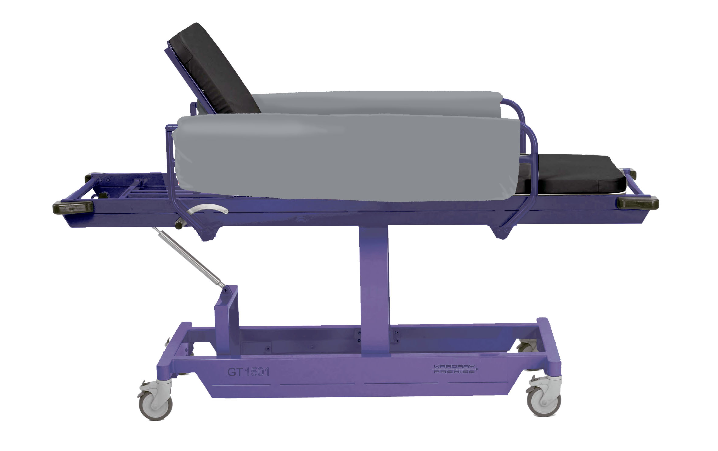 Picture 1 of Fixed Height Paediatric Trolley
