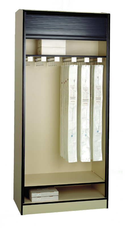 Picture 1 of Catheter Storage Fixed Cupboard