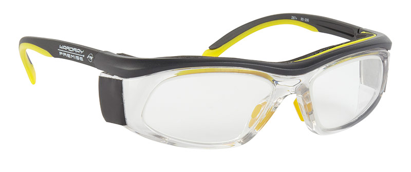 Picture 1 of Radiation Glasses - Narrow Fitting Frame
