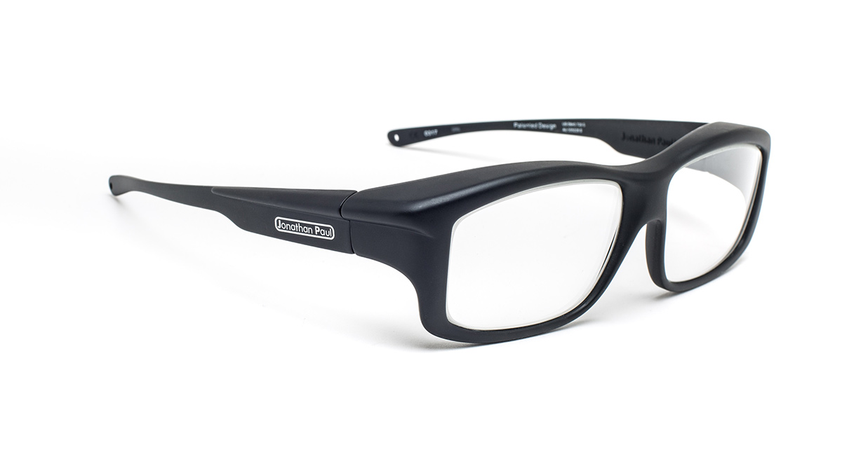 Picture 1 of Radiation Glasses - Nylon Fit-over Frame