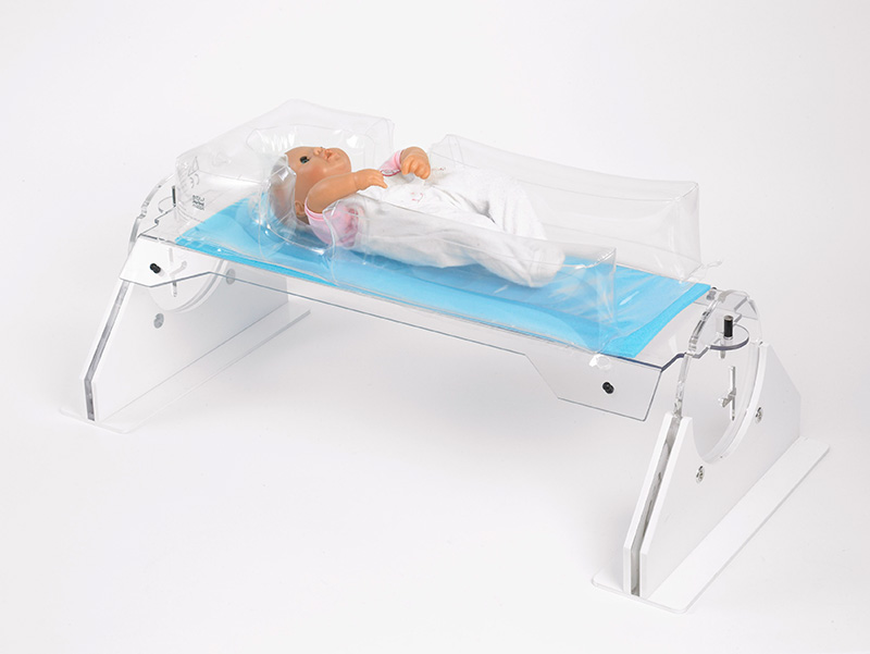 Picture 1 of Beb'X Paediatric Securing Systems - Rotating